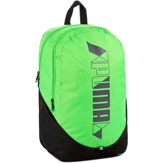 6fcac3dc04ae6 Plecak PUMA - Ploneer Backpack 072576 Fluro Green 05 eobuwie-pl zielony  Plecaki sportowe