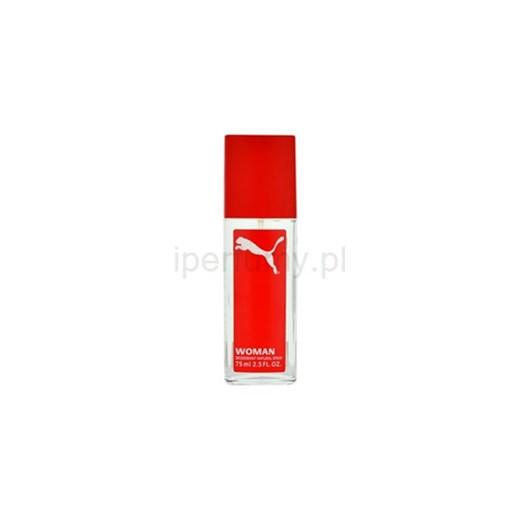 puma perfumy damskie czerwone