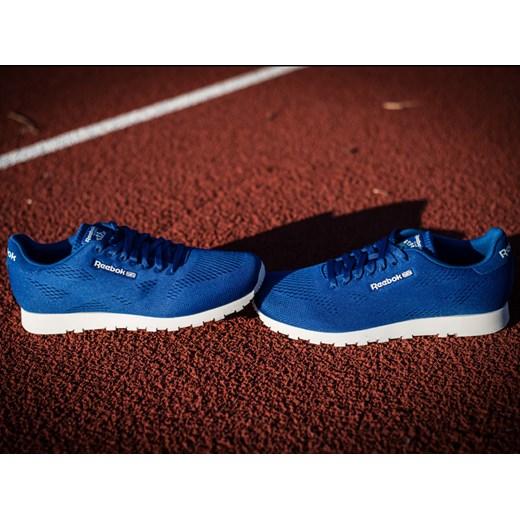 promo code f8b1e ef1a3 BUTY REEBOK CLASSIC RUNNER TM V62608 sneakerstudio-pl szary do biegania  męskie w Domodi