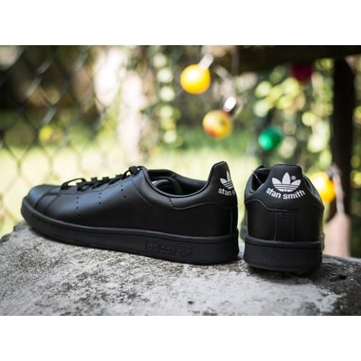 adidas stan smith czarne męskie