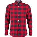 Jack & Jones JJDEK Koszula chili pepper