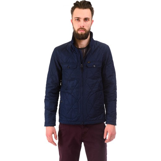 6708dce4 Kurtka Lee Quilted Jacket Navy be-jeans czarny casual