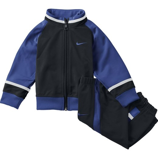 c251baec3 Dres dziecięcy Nike T45 Tricot Kids 678819-011 hurtowniasportowa-net  niebieski dwuczęściowe