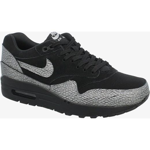 Czarny Air Max 1 Prm Buty Sportowe Nike