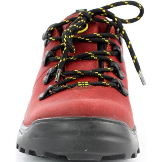 fbba16ad8fd83 ... Półbuty trekkingi Lesta 3512 czerwony - Czerwony butynalata-pl rozowy  bez wzorów ...