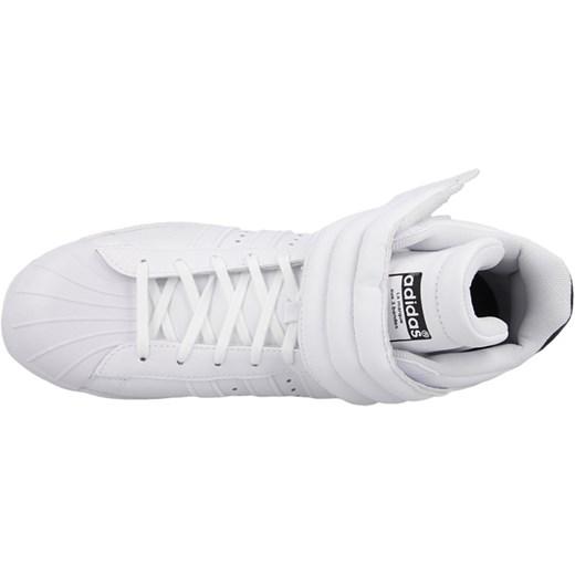 dd1f12f05821d buty damskie sneakersy koturny adidas originals superstar up strap ...