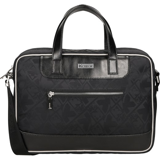 2b7e941e Czarna torba na laptopa kazar-com czarny casual w Domodi