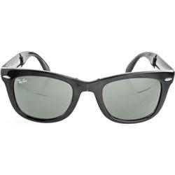 Ray-Ban RB 4105 601 FOLDING WAYFARER Okulary przeciwsłoneczne + Darmowa  Dostawa i Zwrot 0a64dac9a402