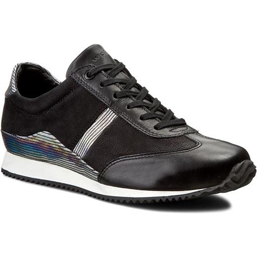 805c3709f9b2d Sneakersy WOJAS - 5531-71 Czarny/Srebrny eobuwie-pl czarny Buty sportowe  casual ...