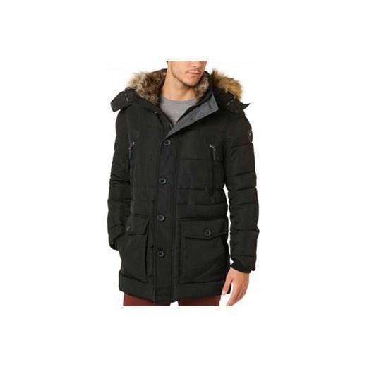 authentisch bester Platz Offizieller Lieferant Tom Tailor Kurtki pikowane Parka Puffy snowcoat spartoo czarny męskie
