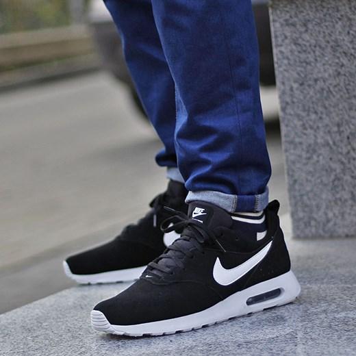 ekskluzywne oferty całkiem fajne niższa cena z Nike Air Max Tavas Leather (802611-001) thebestsneakers-pl granatowy Buty  do biegania męskie