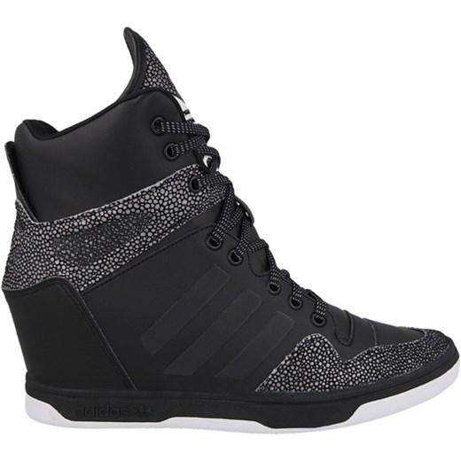 926fb72208cea Buty damskie koturny Adidas Originals Attitude Up Rita Ora S81619  sneakerstudio-pl czarny jesień ...