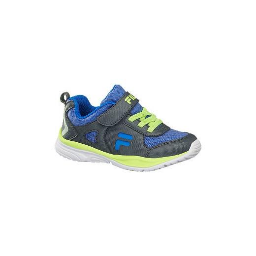 694763b1 sportowe buty dziecięce deichmann niebieski wiosna w Domodi