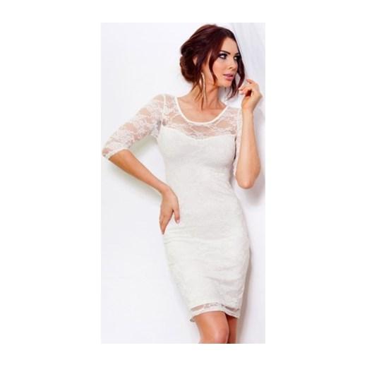 28a6832901 Sexy sukienka koronkowa