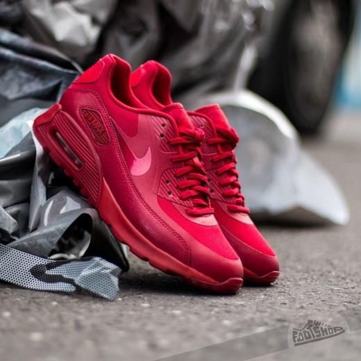 buty nike czerwone męskie