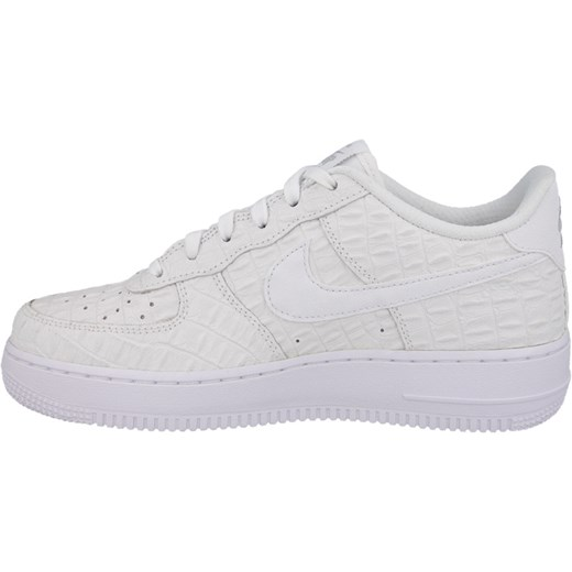 nike buty air force 1 lv8 (gs) 'croc'