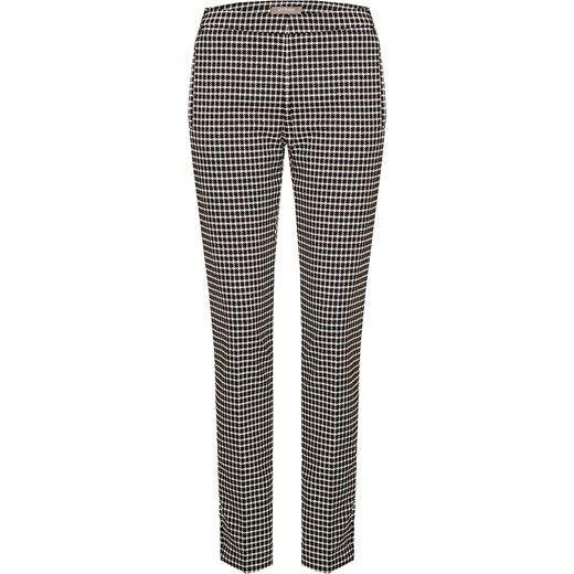 125fcd703ba8 Spodnie cygaretki w pepitkę orsay-com szary lato w Domodi