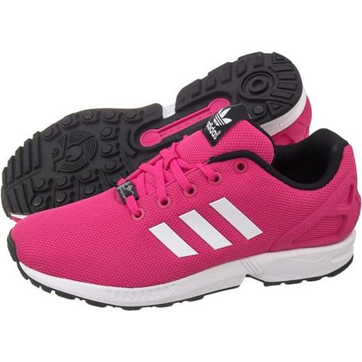 buty adidas zx flux różowe