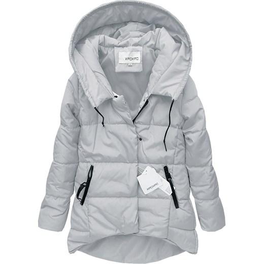 Znalezione obrazy dla zapytania zalando kurtki zimowe damskie ASYMETRYCZNE