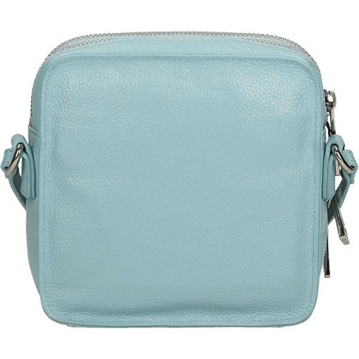 ba5e21124fdb0 Niebieska torebka przez ramię kazar-com mietowy długie w Domodi