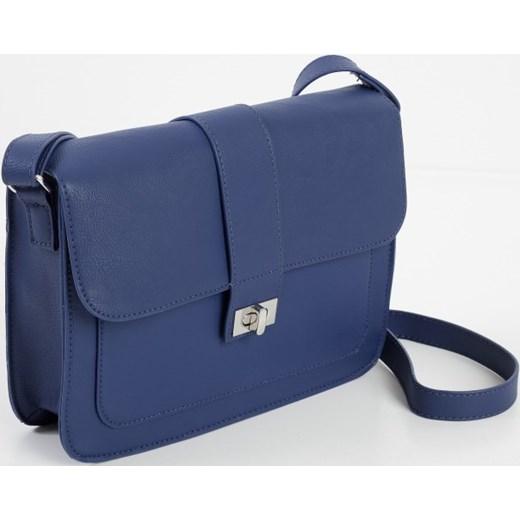 d5678d2c1e996 ... Mała torebka listonoszka greenpoint niebieski casual ...
