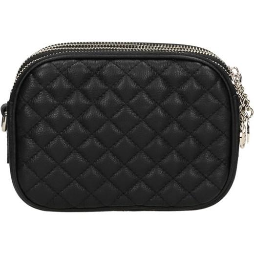 c61915f0f127b ... Czarna torebka przez ramię kazar-com czarny elegancki ...