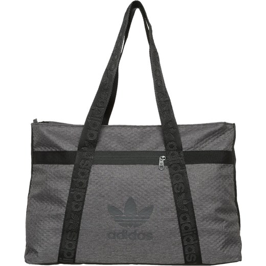 2dd6246d5cda2 adidas Originals RUNNING Torba na zakupy dark grey heather black Adidas  Originals szary One Size ...
