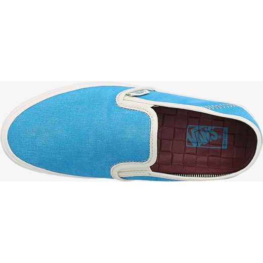 VANS COMINA SLIP ON niebieski Sizeer