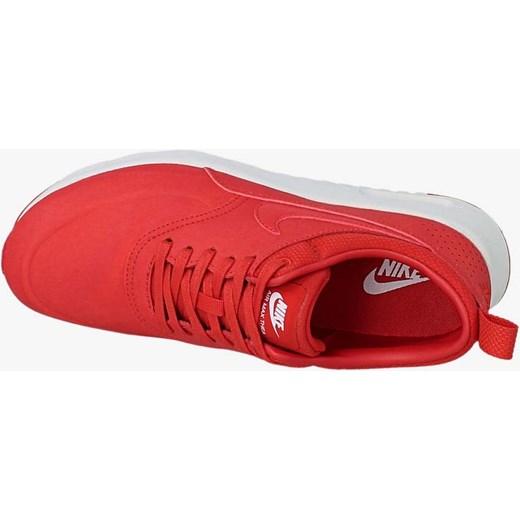 air max czerwone sizeer