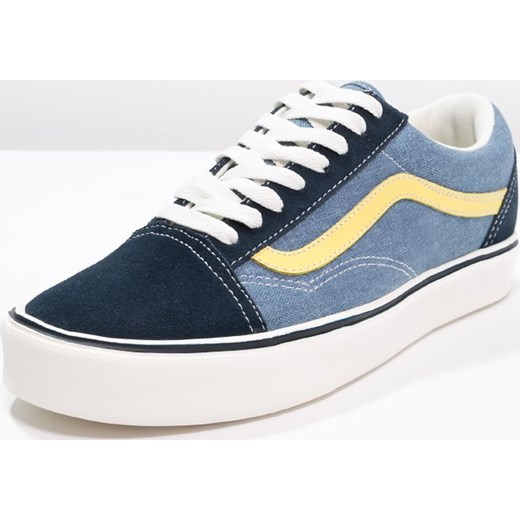 vans old skool blue lemon