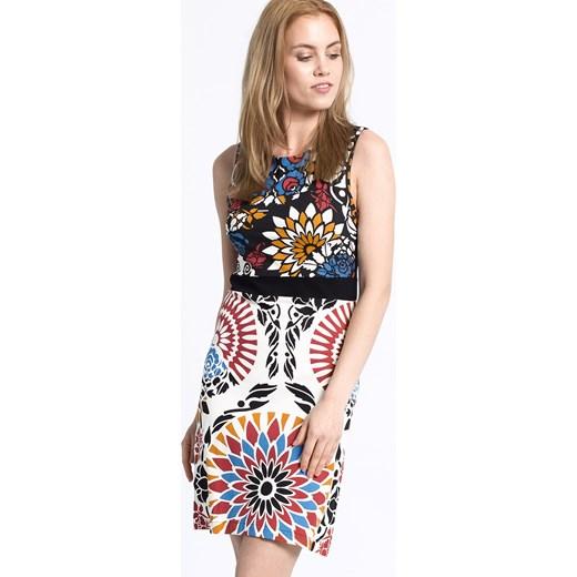 1efaa81f1a Sukienka - Desigual - Sukienka Vest Bianca Desigual S ANSWEAR.com ...