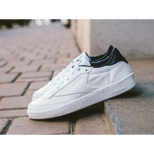Buty damskie sneakersy Reebok Club C 85 V69646 sneakerstudio