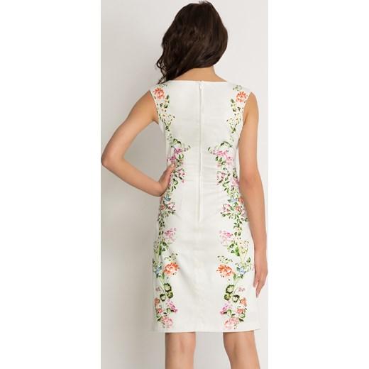 a9cf49d643 ... Sukienka ołówkowa w kwiaty Orsay 36 orsay.com ...
