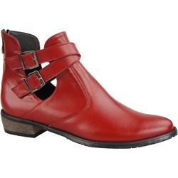 b11a87f88d54d7 Czerwone buty damskie, lato 2019 w Domodi