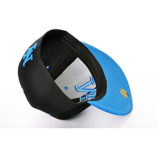 2e75aa12c12 ... CZAPKA FULL CAP 05 - CZARNY Risardi niebieski M (56cm) ...