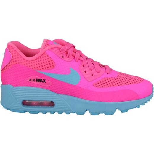 info for 95821 6ae06 Buty damskie sneakersy Nike Air Max 90 Breeze (GS) 833409 600 niebieski Nike  38 ...