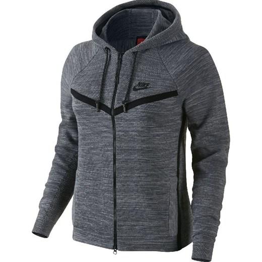 najlepszy wybór dobrze znany wyprzedaż w sprzedaży Bluza Nike Tech Knit Windrunner 728683 043 szary Adrenaline.pl