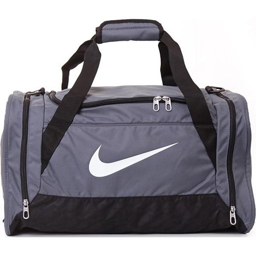 23da9b3b8c4d5 NIKE TORBA BRASILIA 6 SMALL DUFFEL GREY niebieski Nike ONE-SIZE 50style.pl  ...