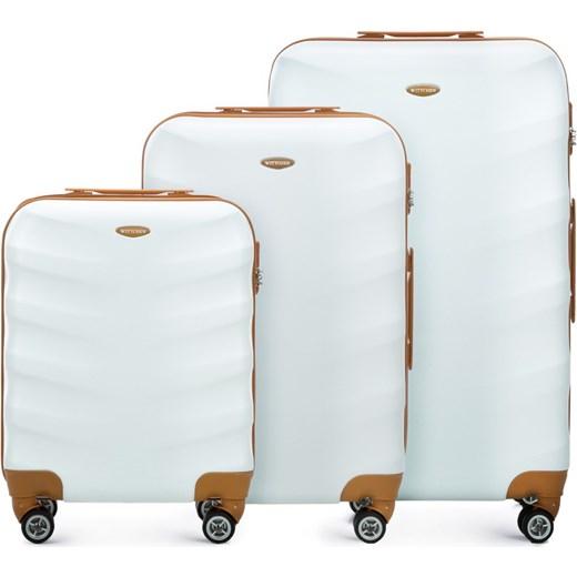 ebc92c08d9d60 56-3A-23X-88 Komplet walizek Wittchen wyprzedaż ...