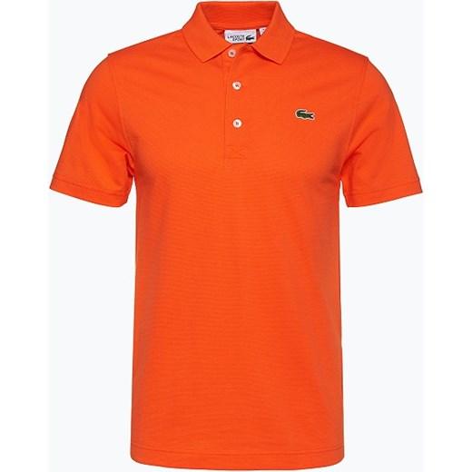 0f0a3bd74 Lacoste - Męska koszulka polo, pomarańczowy pomaranczowy vangraaf w Domodi