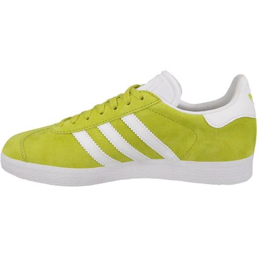 adidas gazelle damskie zielone