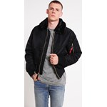 Alpha Industries B15  Kurtka Bomber black Alpha Industries czarny 3XL Zalando