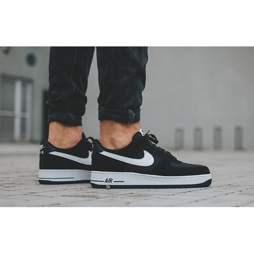 buty nike air force 1 low czarne
