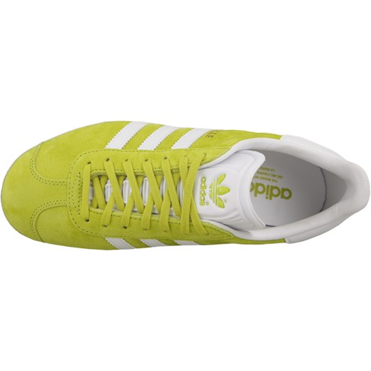 buty adidas gazelle zielone