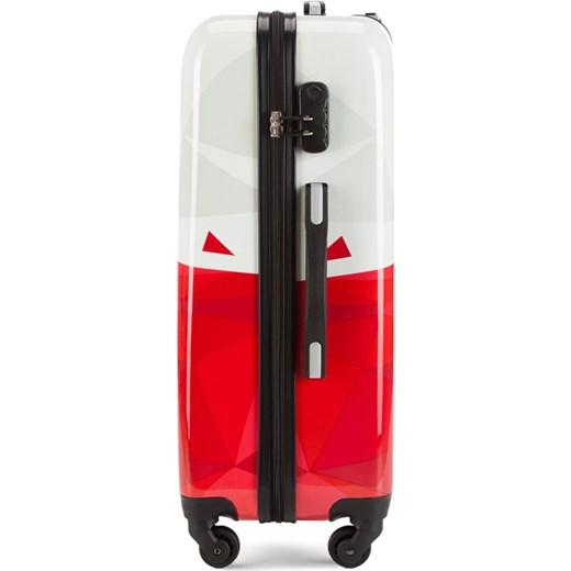 0845b764dae40 ... 56-3A-24X-TR Komplet walizek na kółkach czerwony Wittchen wyprzedaż ...