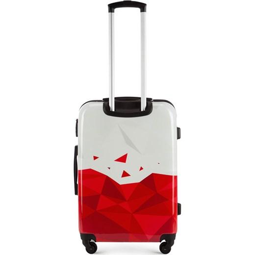 22201f073d13c ... 56-3A-24X-TR Komplet walizek na kółkach Wittchen czerwony okazja ...