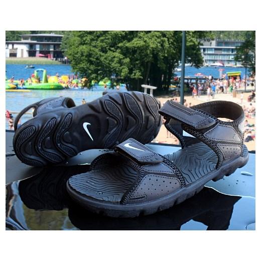 5629dc9a ... Sandały Nike Santiam 5 (GS) (344631-011) Nike niebieski 6Y Sportowysklep