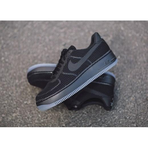 Buty damskie sneakersy Nike Air Force1 Low Upstep Breathe 833123 001 sneakerstudio.pl
