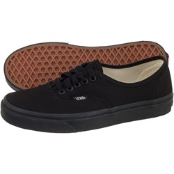 vans authentic black damskie