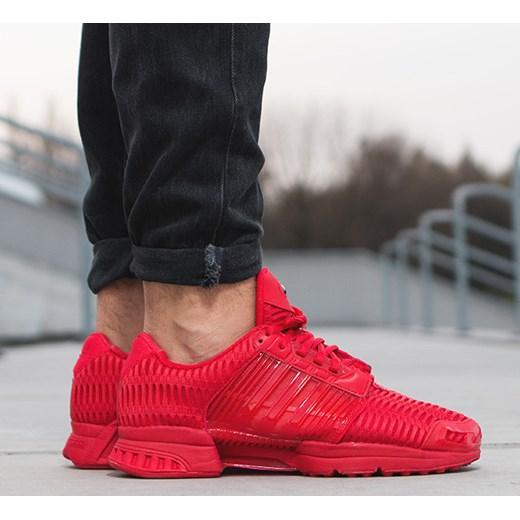 Najlepsze miejsce Nowe zdjęcia najwyższa jakość Buty męskie sneakersy adidas Originals Clima Cool 1 BA8581 czerwony  sneakerstudio.pl
